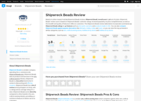 shipwreckbeads.knoji.com