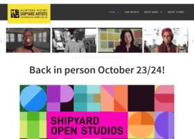 shipyardartists.com