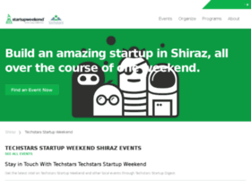 shiraz.startupweekend.org