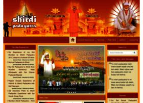 shirdipadayatra.com