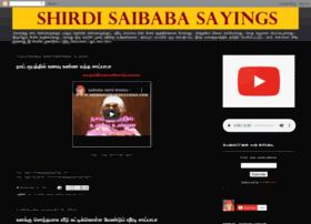 shirdisaibabasayings.com