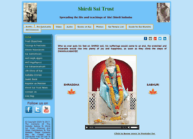 shirdisaitrust.org