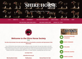 shire-horse.org.uk