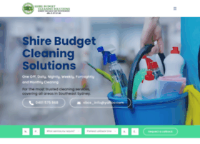 shirebudgetcleaningsolutions.com.au