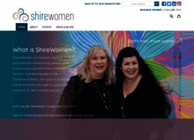 shirewomen.com.au