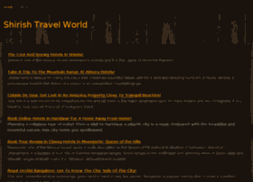 shirishtravelworld.webs.com