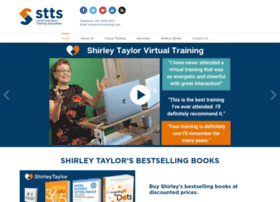 shirleytaylortraining.com