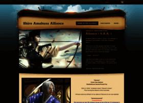 shiroamakusaalliance.weebly.com