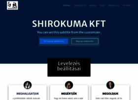 shirokuma.hu