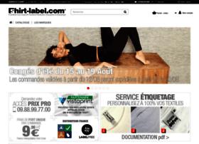 shirt-label.com