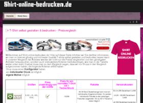 shirt-online-bedrucken.de
