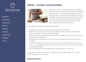 shirt30.de