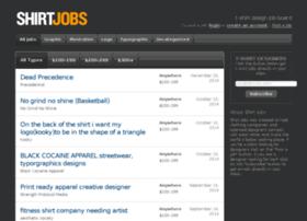 shirtjobs.com