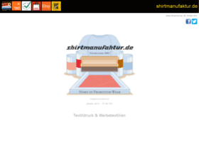 shirtmanufaktur.de