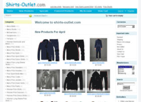 shirts-outlet.com