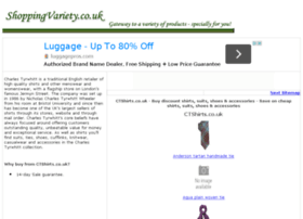 shirts-suits-shoes-accessories.shoppingvariety.co.uk