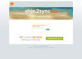 shiv.2sync.co