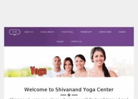 shivanandyoga.org