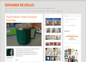 shivangireviews.com