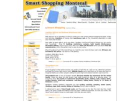 shlog.smartshoppingmontreal.com