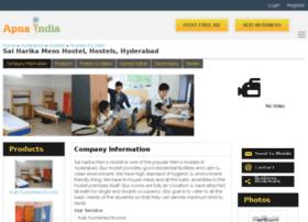 shmenshostel-hyderabad.apnaindia.com