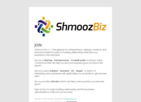 shmoozbiz.com