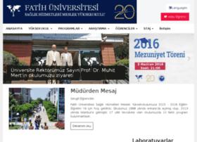 shmyo.fatih.edu.tr