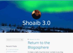shoaibtaimur.com