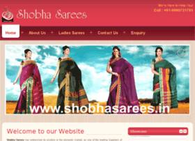 shobhasarees.in