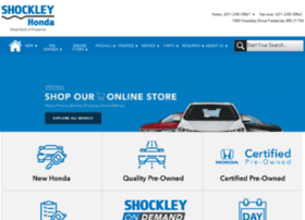 shockleyhonda.com