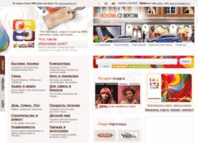 shocolad.com