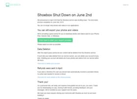 shoeboxapp.com