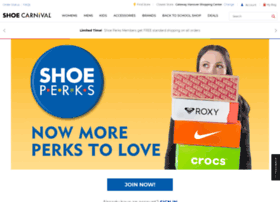 Shoecarnivalrewards.com