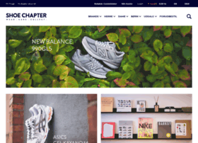 shoechapter.com