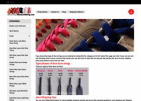 shoelacestring.com