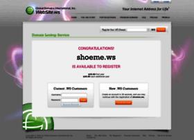 shoeme.ws