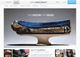 shoemocracy.com