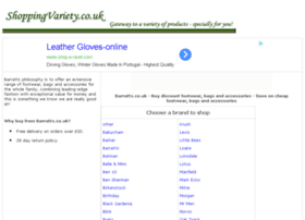 shoes-boots.shoppingvariety.co.uk