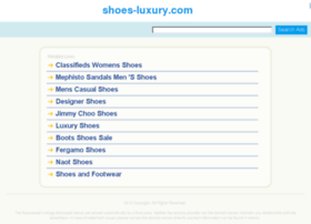 shoes-luxury.com