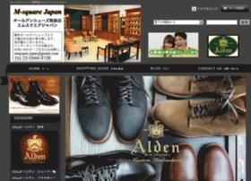 shoes-msquarejapan.com