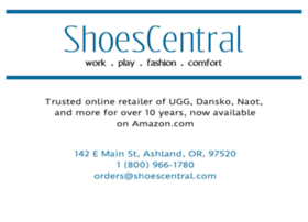 shoescentral.net
