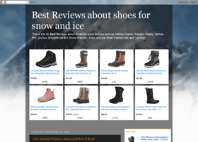 Shoesforsnowandice.blogspot.com