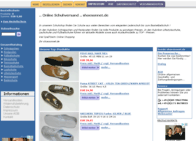 shoesonnet.de