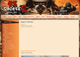 shogun2-totalwar.co.uk