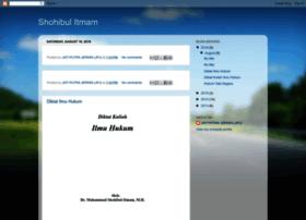 shohibulitmam.blogspot.co.id
