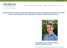 sholem.org