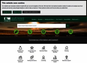 sholland.gov.uk
