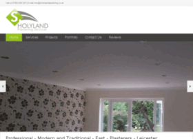 sholylandplastering.co.uk
