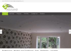 sholylandplastering.co.uk