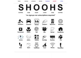 shoohs.com